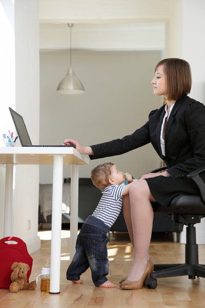 Balancing work and motherhood