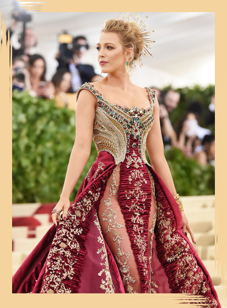 The Most Daring Red Carpet Dresses of 2018