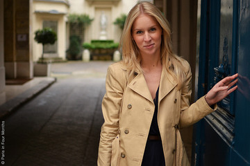 Blogger Crush: Carin Olsson of Paris in Four Months