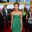 Lacey Owen at the Academy of Country Music Awards