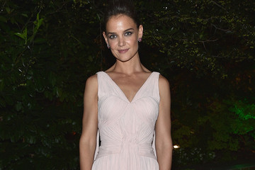 Katie Holmes' Blush Dress