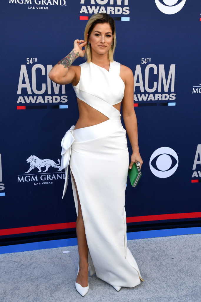 Cassadee Pope The Most Daring Red Carpet Dresses Worn At