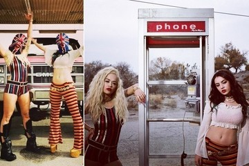 """Charli XCX and Rita Ora Hit the Road in """"Doing It"""" Music Video"""