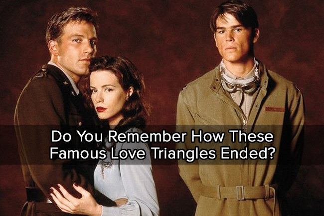 21 Craziest Celebrity Love Triangles We Still Can't ...