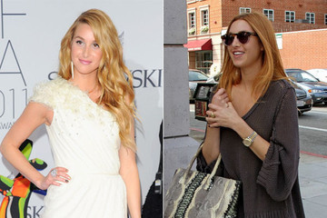 Whitney Port Shows off Newly Darkened Locks
