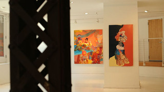To Be Inspired: The Rymer Art Gallery