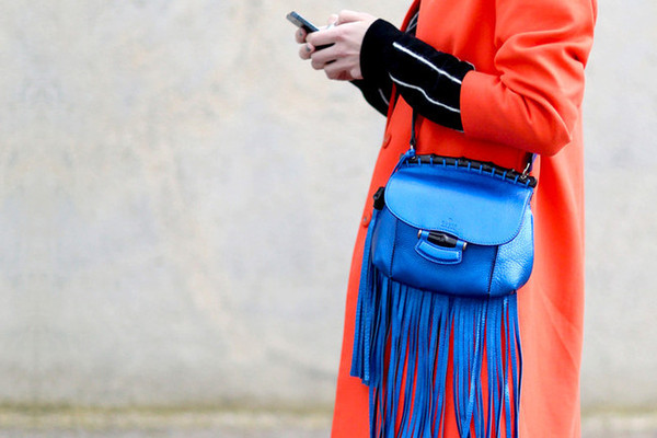 What to Wear: With Blue