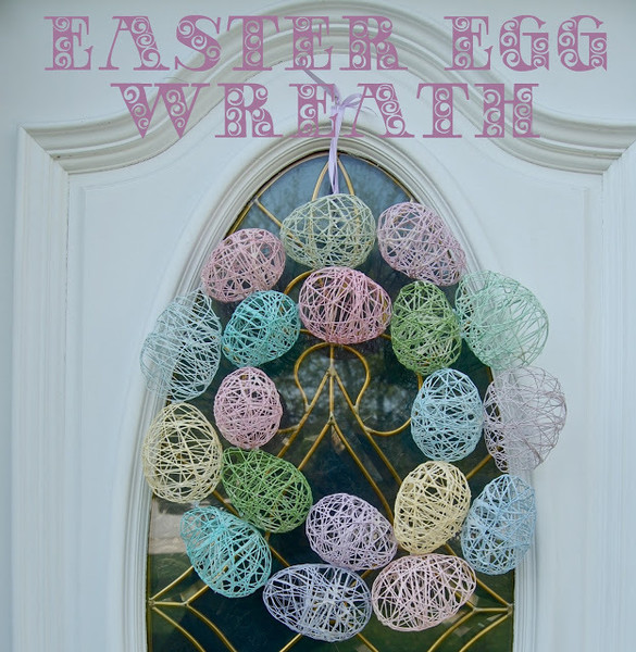 Craft a cute (and thrifty!) egg collection