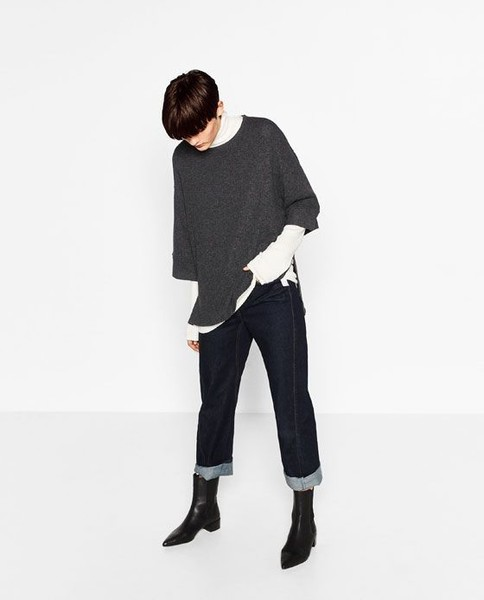 Dress Up Old Sweaters With Turtlenecks 30 Hip Outfit