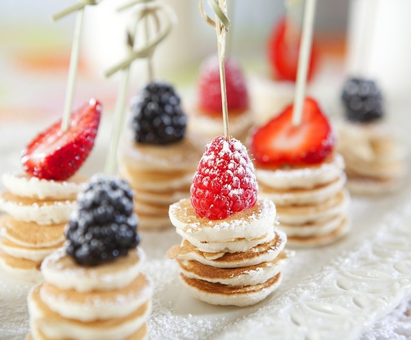 Pancake Skewers Recipe