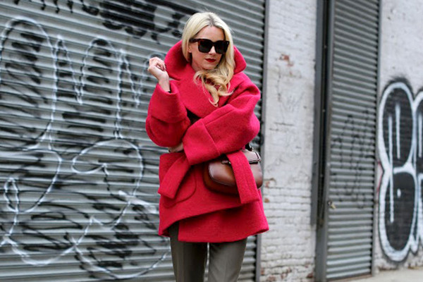 Outfit Ideas for Statement Coats
