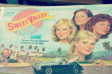 I Played the 1988 'Sweet Valley High' Board Game and This is What Happened