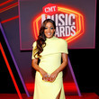 Mickey Guyton At The 2021 CMT Awards