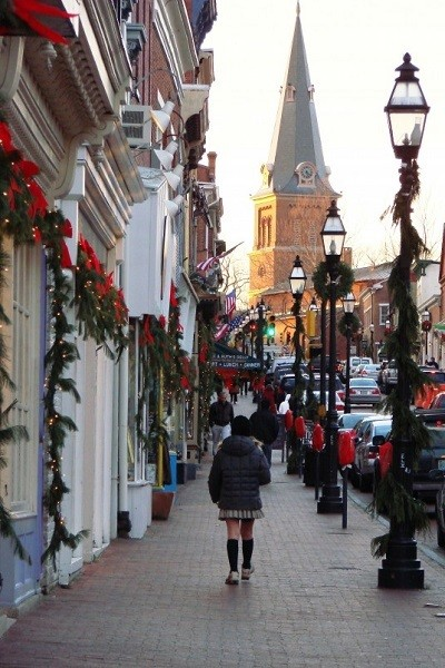 18th-Century Christmas In Annapolis