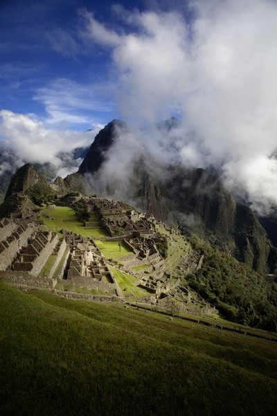 Instead Of: Machu Picchu, Peru