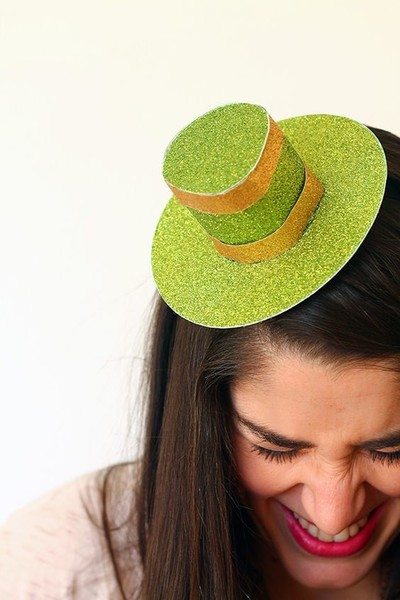 DIY Mini Top Hats