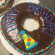 NORTH DAKOTA: Donut Cakes at Bearscat Bakehouse in Bismarck and Mandan