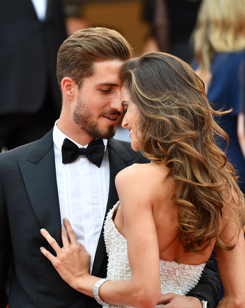 Izabel Goulart And Kevin Trapp At The 2017 Cannes Film Festival