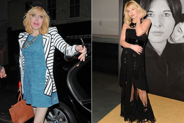 Courtney Love Is Fashion-Crazy and Bloggin' It