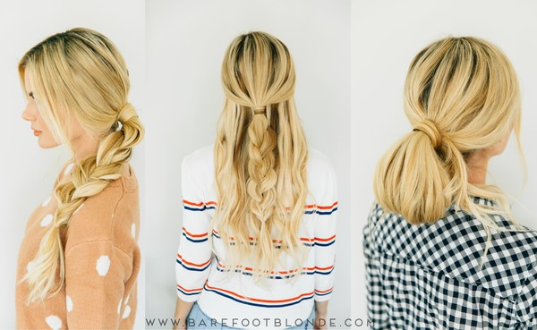 Cute and Easy Hairstyles for Busy Moms