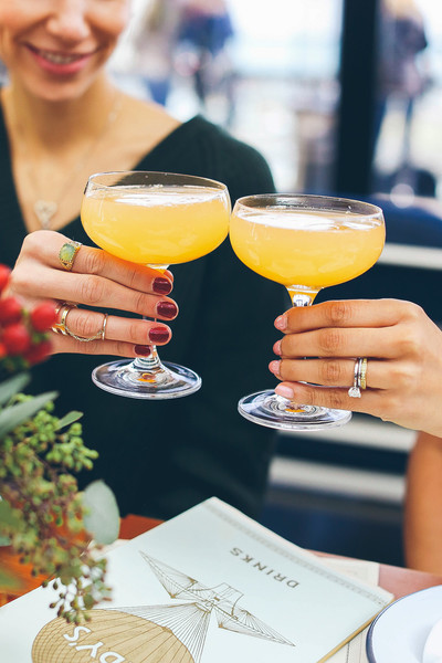 Abuse A Bottomless Mimosa Brunch Special