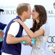 William And Kate's Kiss