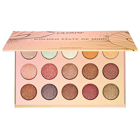 Golden State Of Mind Shadow Palette