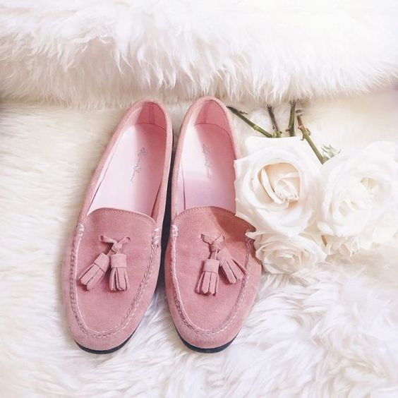 Lovely Little Loafers