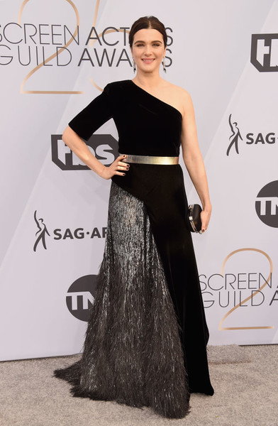 Rachel Weisz In Givenchy Couture