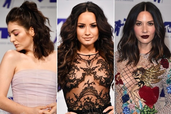 Hairstyles from the MTV VMAs That You Should Copy Immediately
