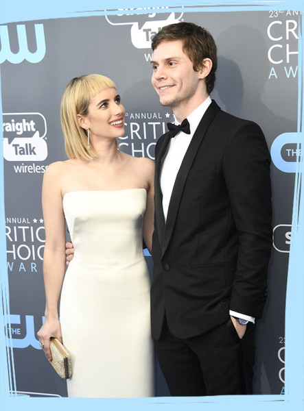 The Cutest Couples at the 2018 Critics' Choice Awards