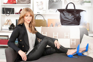 You Complete Me: Tracy DiNunzio's Secondhand Satchel