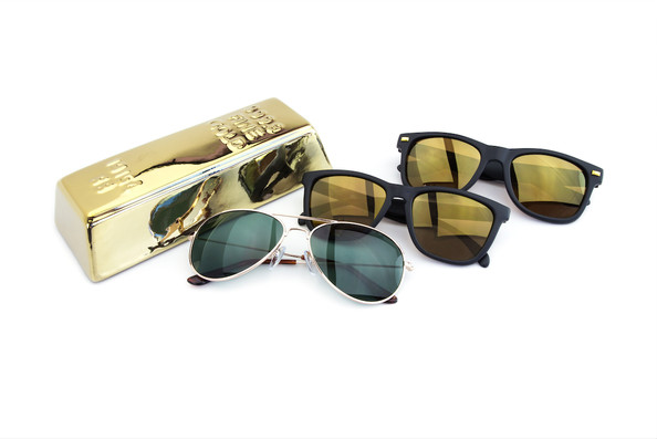 A Money Sunglass Set