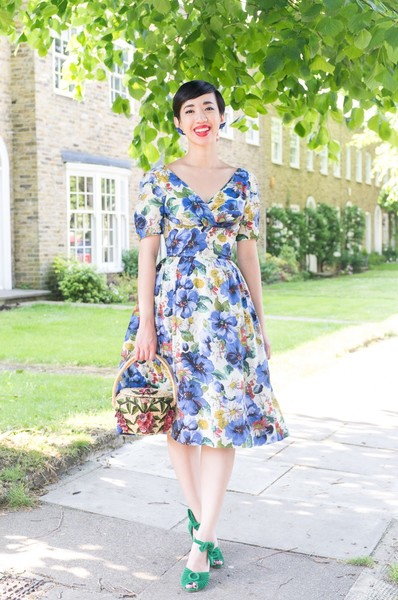 Where is your go-to store or site for shopping vintage or vintage-inspired clothing?