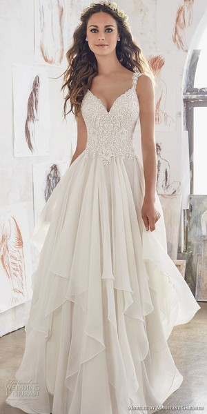 Morilee by Madeline Gardner Wedding Dress