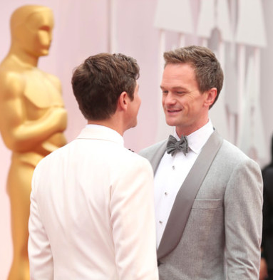Neil Patrick Harris And David Burtka, 2015