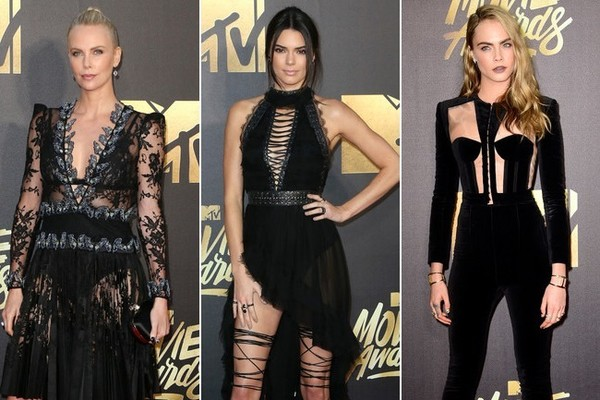 Best Dressed at the 2016 MTV Movie Awards