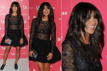 Camera Flashes: Jessica Szohr's Red Carpet Regrets