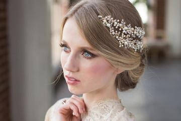 Beautiful and Modern Bridal Pearls