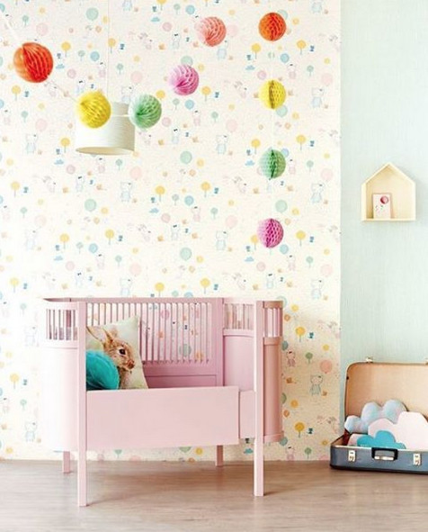 19 Adorable Ideas For Decorating Small Nursery: Adorable Nursery Ideas From Instagram