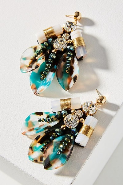 Lihua Drop Earrings