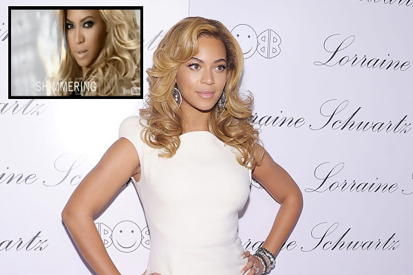 Beyonce Gets Her Groove on in New L'Oreal Feria Ad