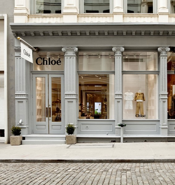 Inside Chloe s New SoHo Boutique - Store Voyeur - Livingly 31253d0cef35