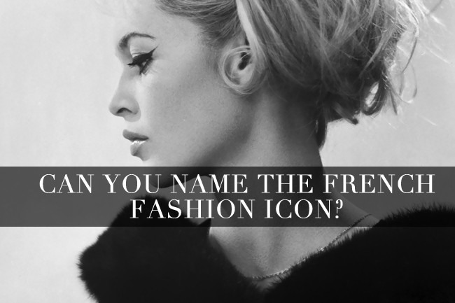 Can You Name The French Fashion Icon Trivia Quiz Livingly