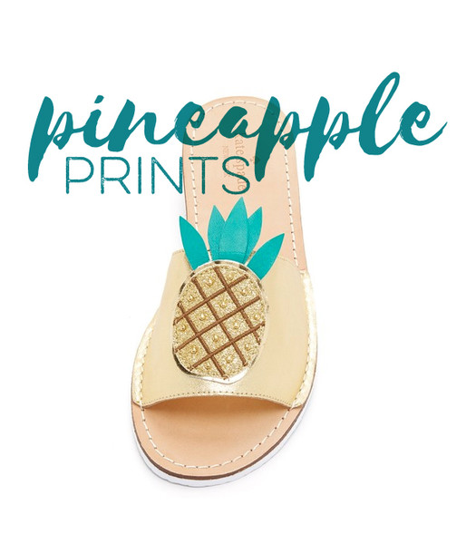 Shop the Trend: How to Rock Pineapple Prints