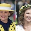 Queen Sonja Of Norway And Princess Märtha Louise Of Norway