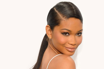 Chanel Iman's Most Captivating Red Carpet Moments
