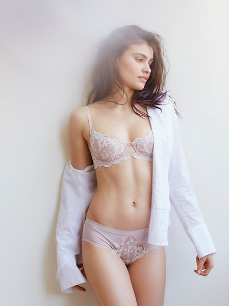 e80463de9cb Embroidered Daydreamer Hipster - The Prettiest Pastel Lingerie for ...