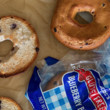 Gluten Free Blueberry Bagels