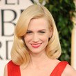 Her look at the 2011 Golden Globe Awards